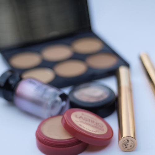 My favorite Make-up products