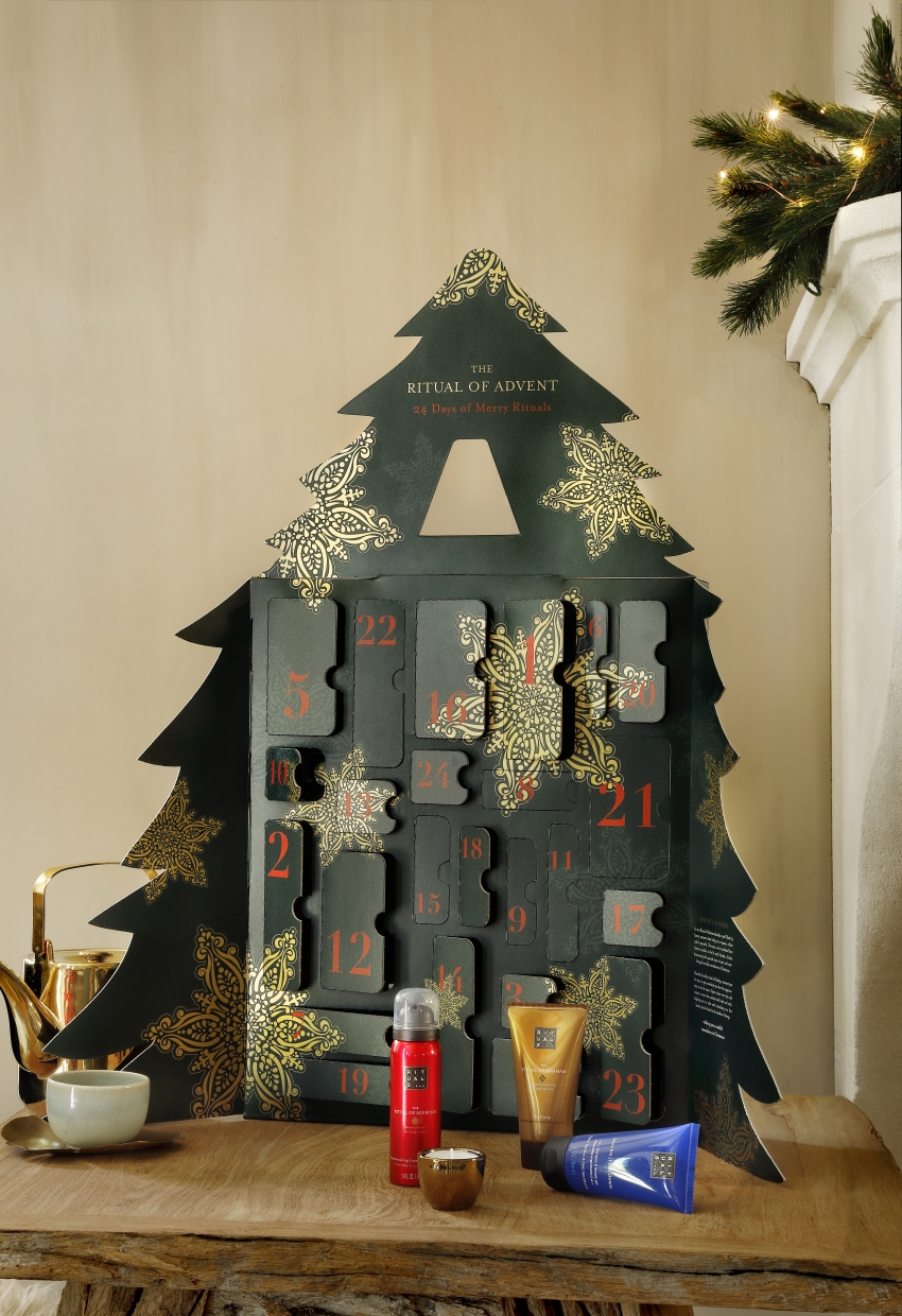 RITUALS ADVENT CALENDAR – GIVEAWAY